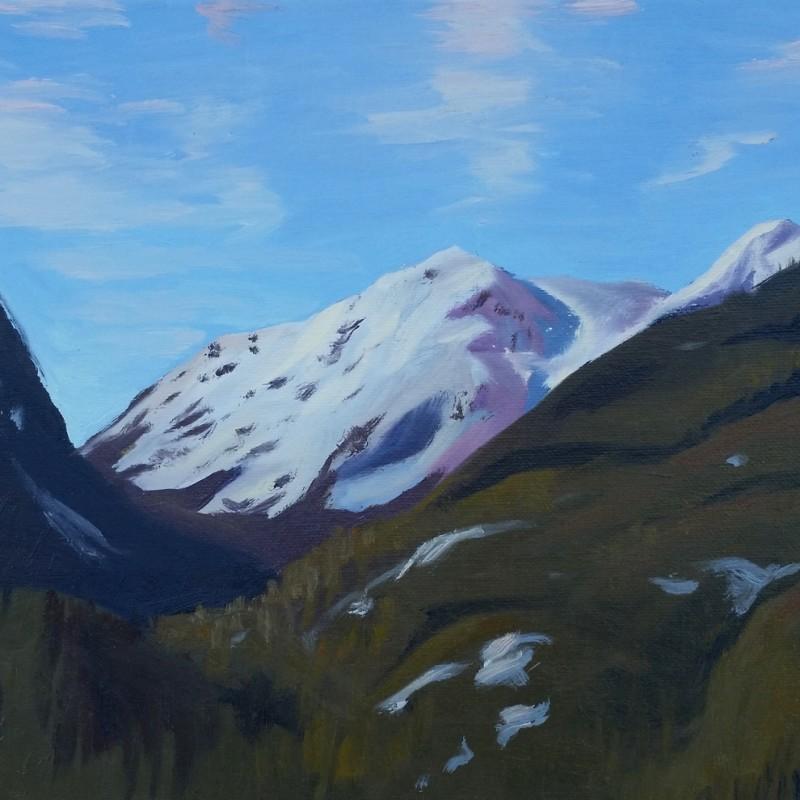 Winter Mountain  (1280x990)