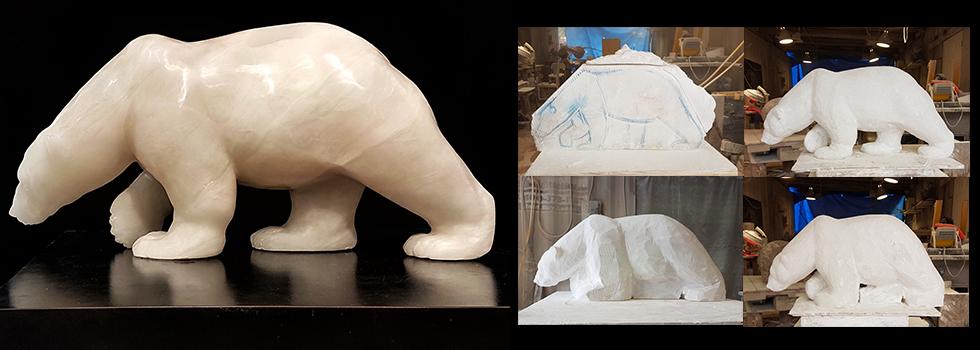 NEW PAINTING 2017 slide Sculpture Evolution